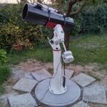 A Backyard Observatory
