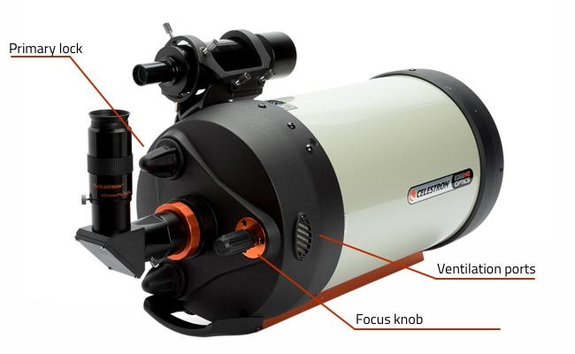 Kết quả hình ảnh cho Celestron CGX-L-C1400HD