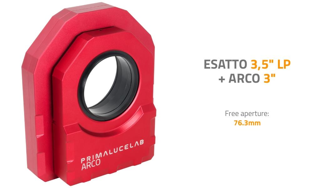 ESATTO 3,5 LP low profile focuser