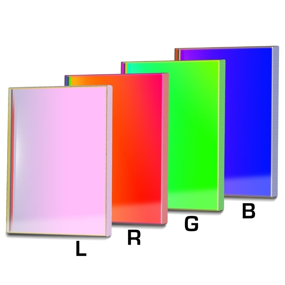 Baader set filtri LRGB 50x5