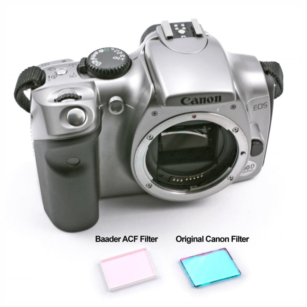 Baader filtro ACF per Canon EOS 350D/20D/10D/30D