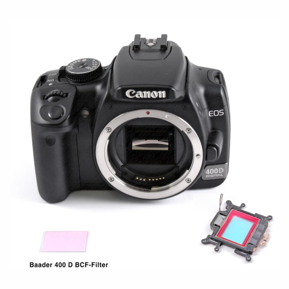 Baader filtro ACF per Canon EOS 7D/40D/50D/60D/400D/450D/500D/550D/600D/650D/1000D/1100D