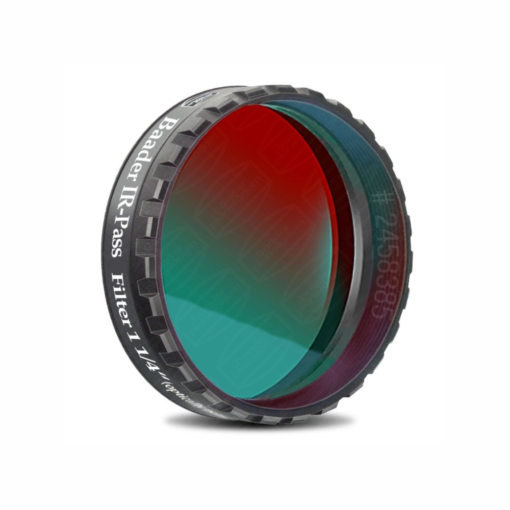 Baader filtro IR-Pass 31,8mm