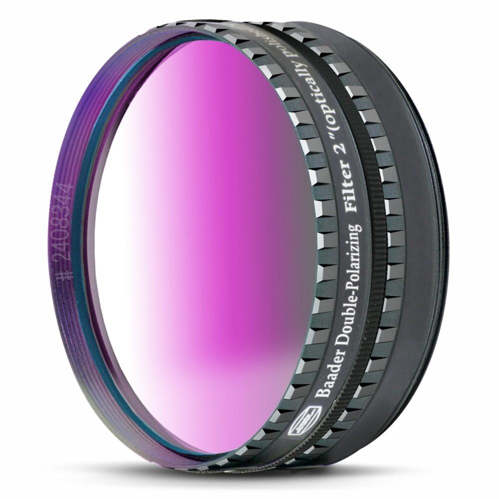 Baader filtro Polarizzatore doppio 50,8mm