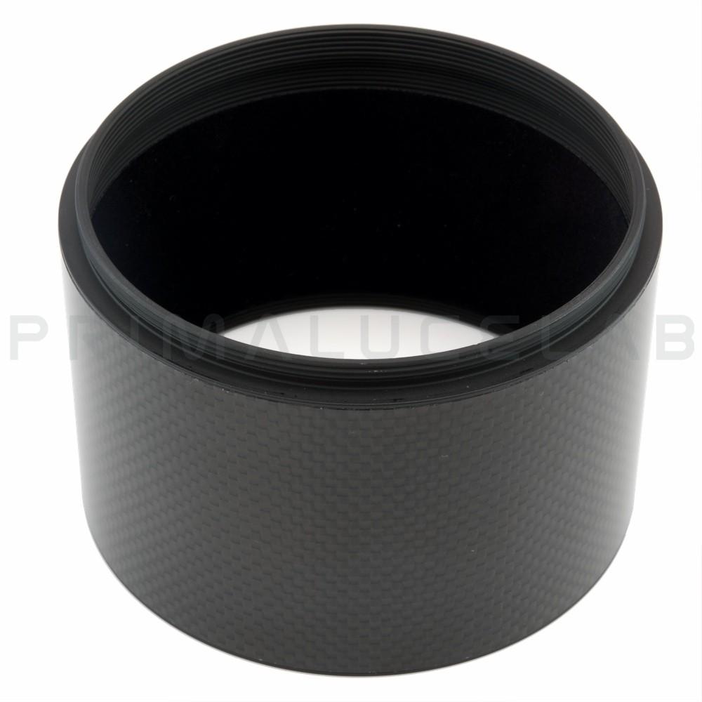 Borg prolunga in carbonio 70mm per tubo diametro 115mm 8070