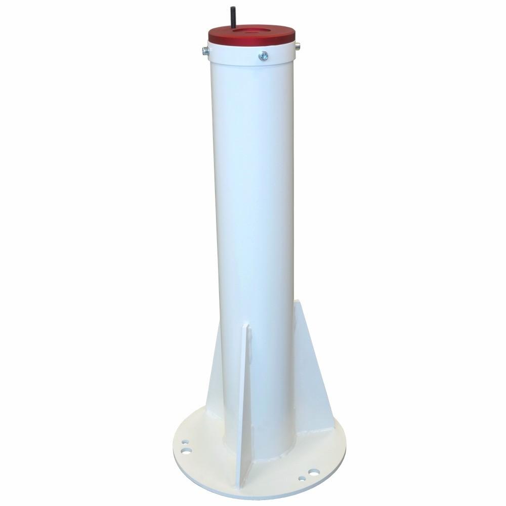 Colonna C82 per cemento con flangia per EQ5 / HEQ5 / AZ-EQ5