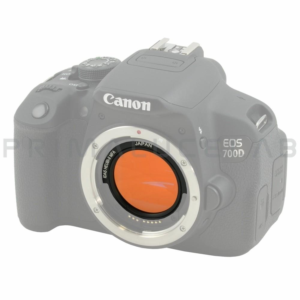 IDAS filtro HEUIB-II per Canon EOS con sensore APS-C