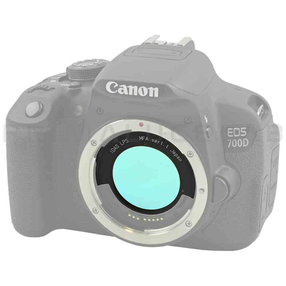 IDAS filtro LPS-D2 per Canon EOS con sensore APS-C