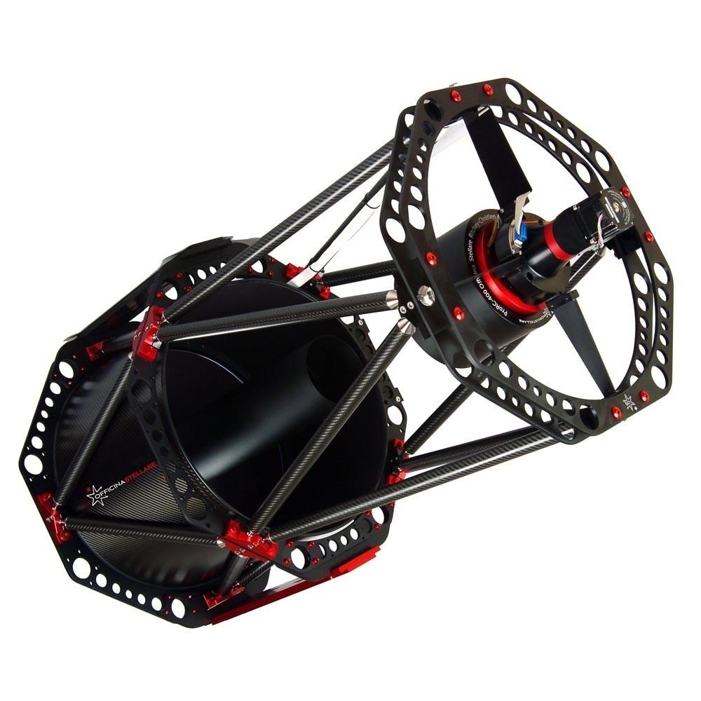"""Officina Stellare ProRC 400 f8 Ritchey-Chrétien con vetro ceramico, atermico, con ESATTO 4"""""""