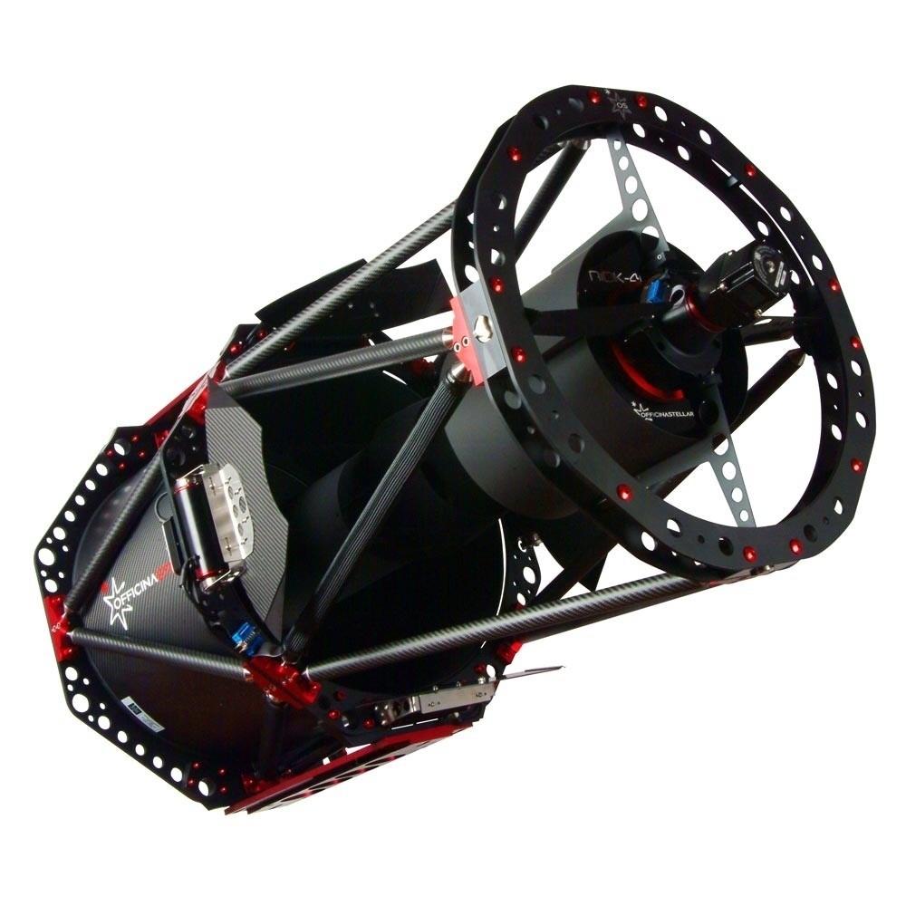 """Officina Stellare RiDK 400 f7 con ESATTO 4"""""""