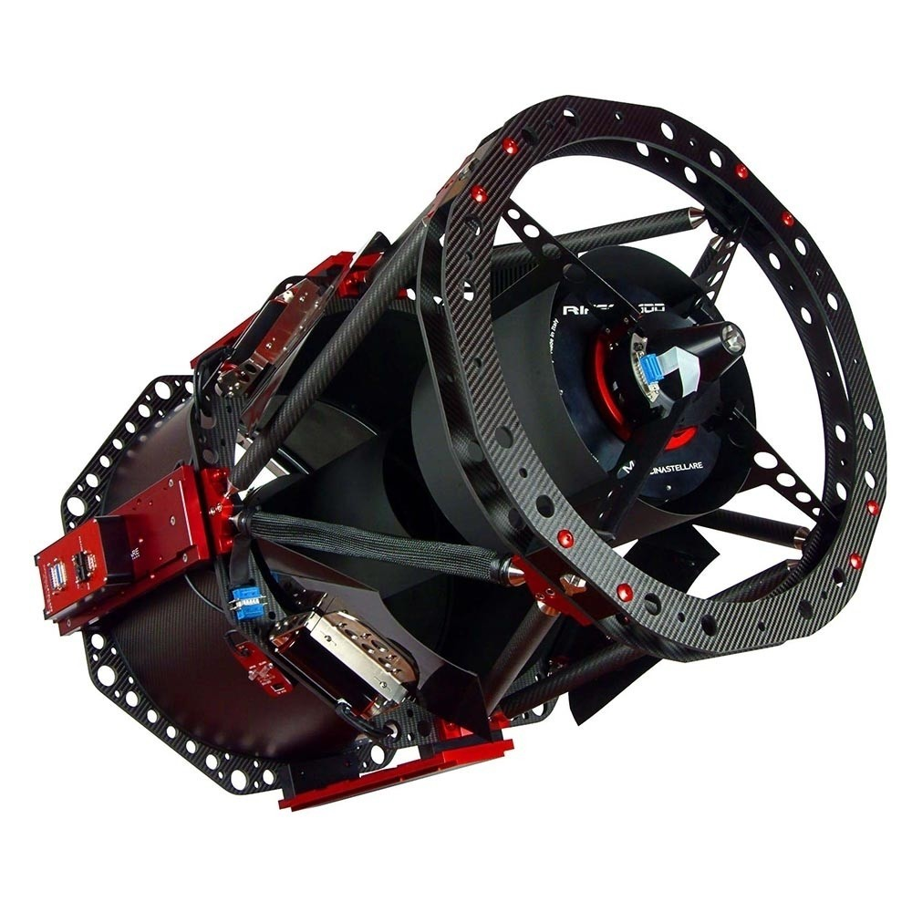 """Officina Stellare RiFast 400 f3.8 con vetro ceramico, atermico, con ESATTO 4"""""""