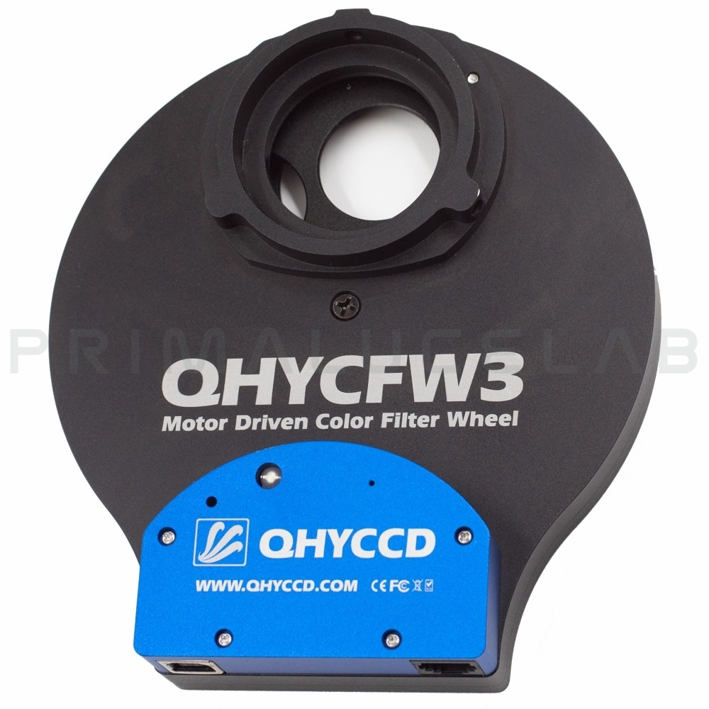 QHYCCD ruota portafiltri CFW3XL 9x50,8mm motorizzata USB
