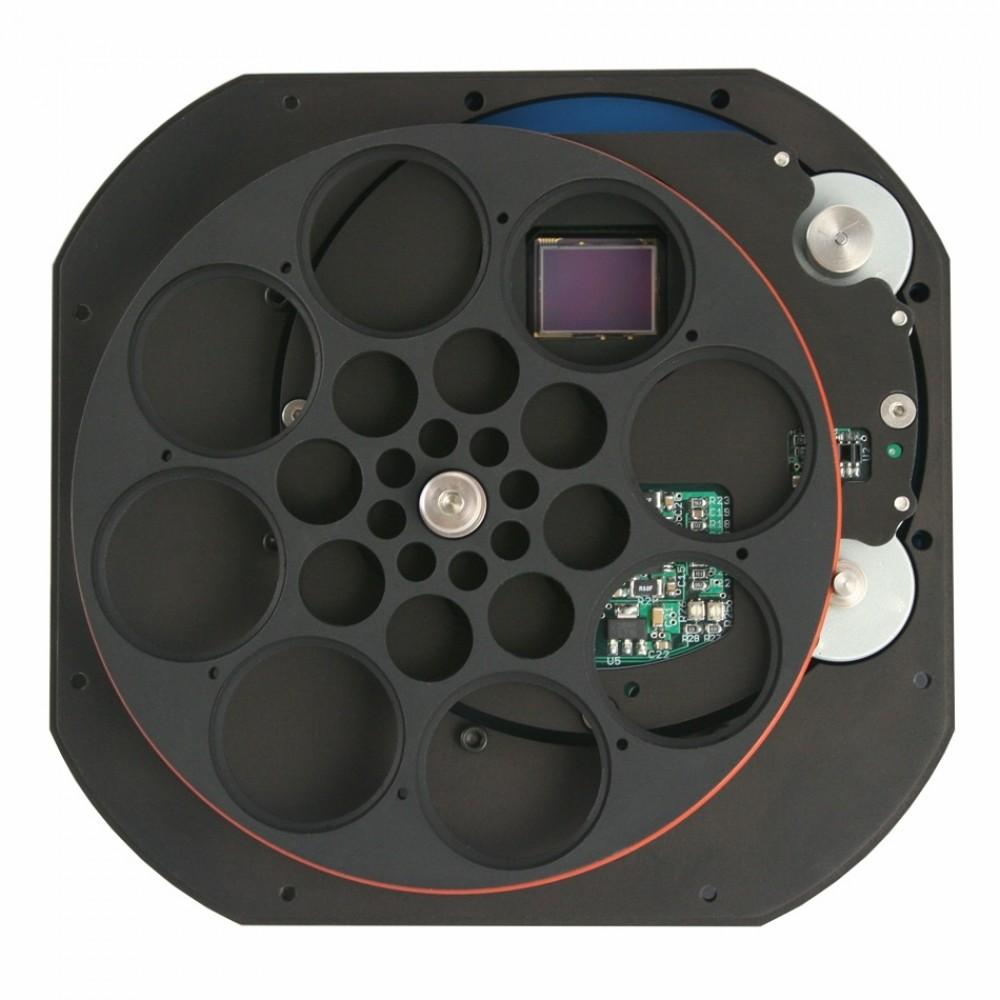QSI camera 683ws8 monocromatica con ruota portafiltri 8 x 31,8mm