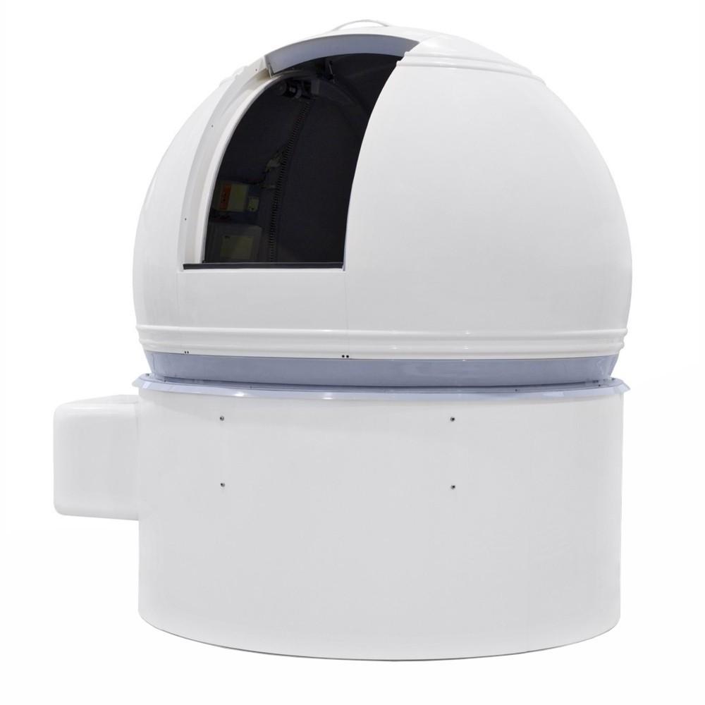ScopeDome osservatorio 2M con rialzo H120
