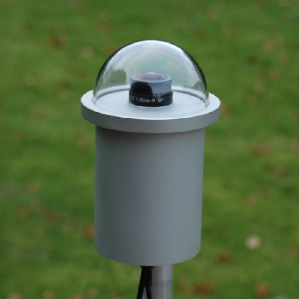 Starlight Xpress camera all-sky Oculus con obiettivo 180 gradi