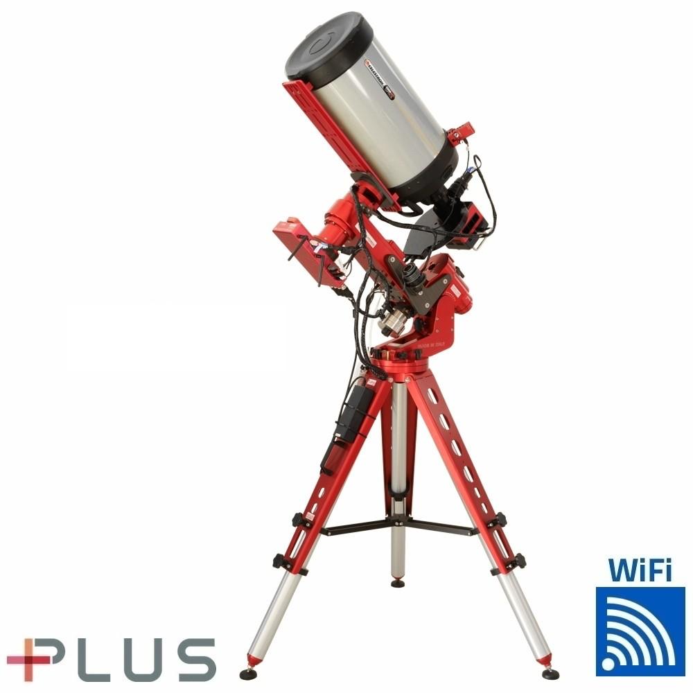 Telescopio completo Celestron EdgeHD 925 con montatura M-Uno, camera Atik 16200 e EAGLE2