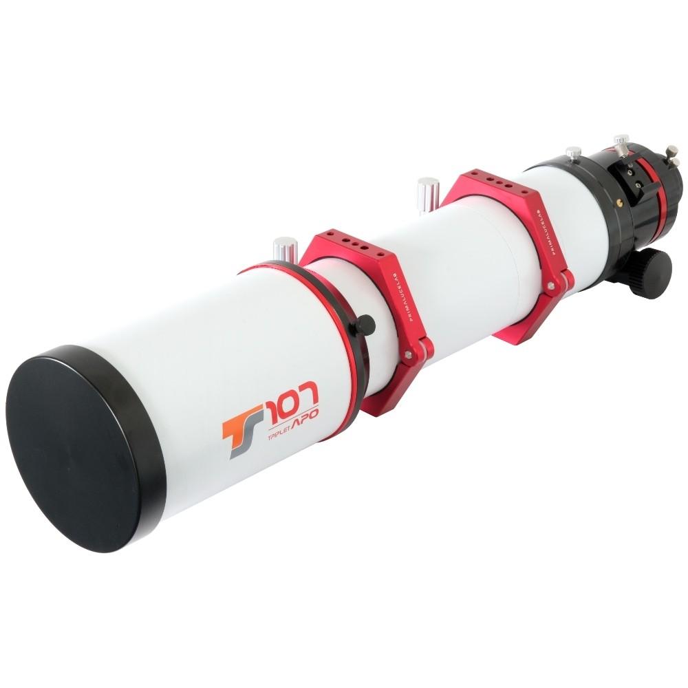 TS-Optics rifrattore apocromatico Photoline FPL-53 tripletto 107mm f/6.5 con SESTO SENSO