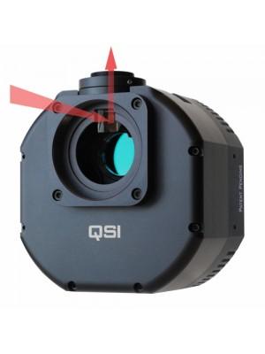QSI camera 660wsg monocromatica con guida fuori asse e ruota portafiltri 5 x 31,8mm