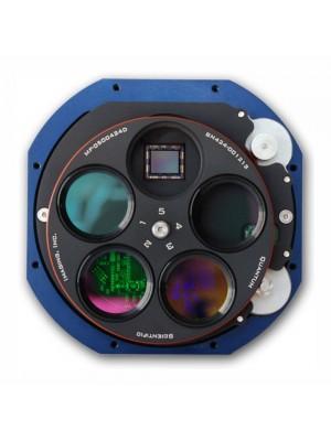 QSI camera 660ws monocromatica con ruota portafiltri 5 x 31,8mm
