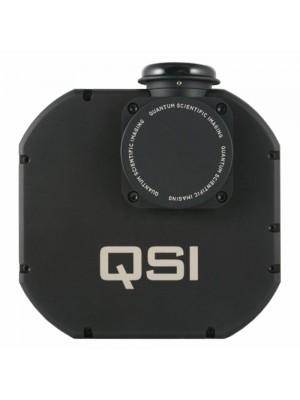 QSI camera 690wsg8 monocromatica con guida fuori asse e ruota portafiltri 8 x 31,8mm