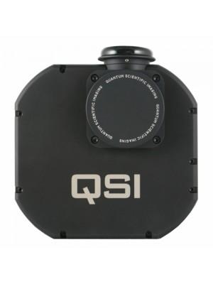 QSI camera 683wsg8 monocromatica con guida fuori asse e ruota portafiltri 8 x 31,8mm