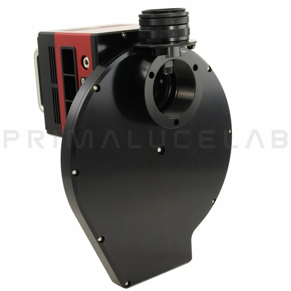 ATIK camera 16200 monocromatica con ruota portafiltri EFW3 7x50,8mm e OAG