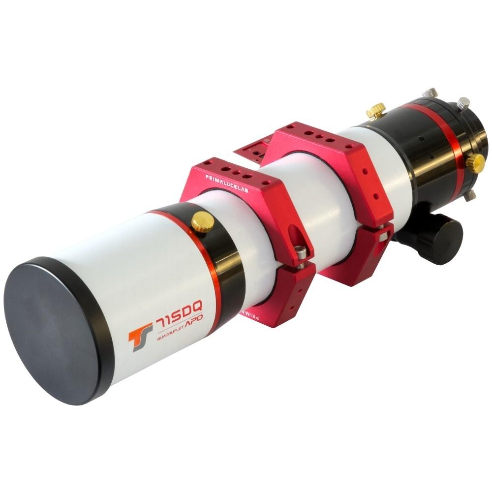 TS-Optics rifrattore apocromatico 71SDQ 71mm f/6.3 quadrupletto con SESTO SENSO
