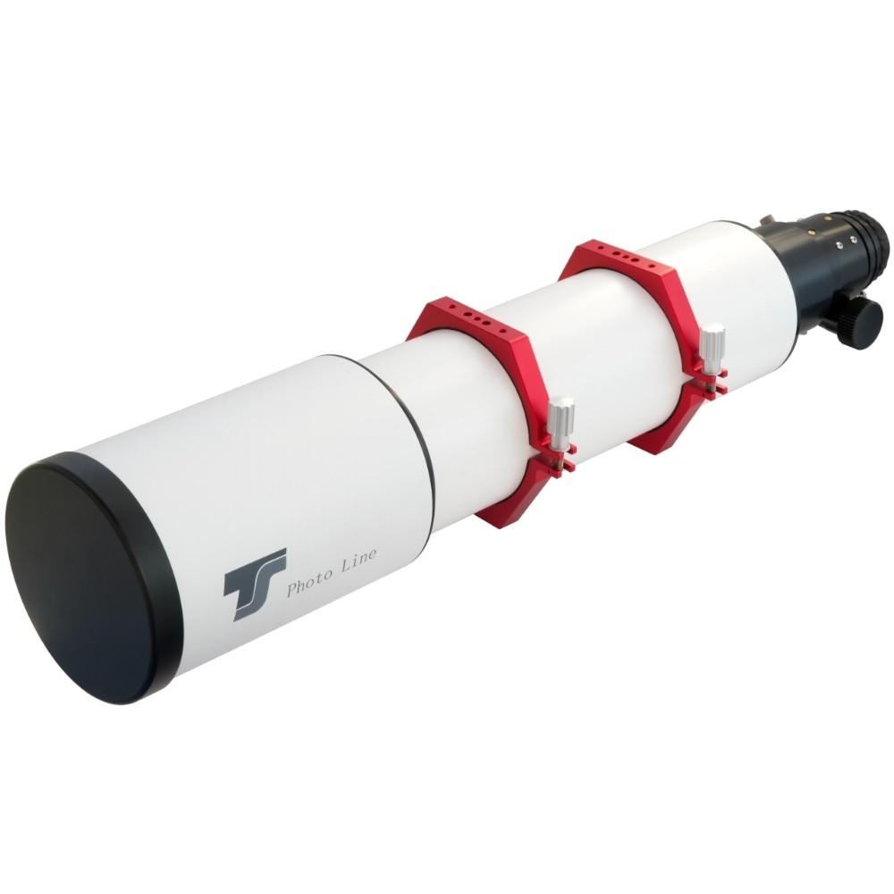 TS-Optics rifrattore apocromatico Photoline doppietto FPL-53 Lantanio 125mm f/7,8 con SESTO SENSO