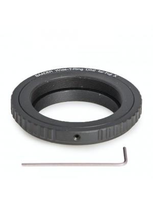 Baader anello Wide-T per Fujifilm X con S52/T2