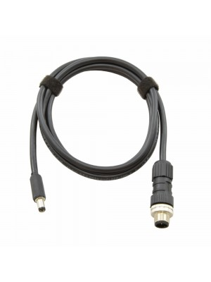 Eagle-compatible power cable with 5.5 - 2.5 connector - 115cm for 3A port