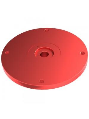 EQ6 / EQ6-R / AZ-EQ6 / CGEM adapter for C120 pier