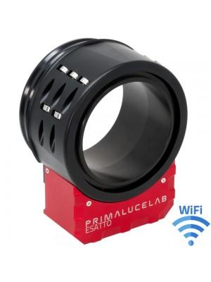"""ESATTO 4"""" focheggiatore robotico micrometrico"""