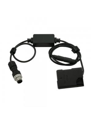 Eagle-compatible power cable for Nikon D3100, D3200, D3300, D5100, D5200, D5300, D5500 3A