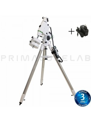 SkyWatcher montatura HEQ5 SynScan + alimentatore 12V