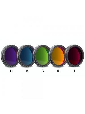 Baader set filtri fotometrici UBVRI 31,8mm