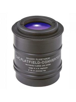 Baader Super-Barlow Fluorite Flatfield Converter (FFC) 3x-8x