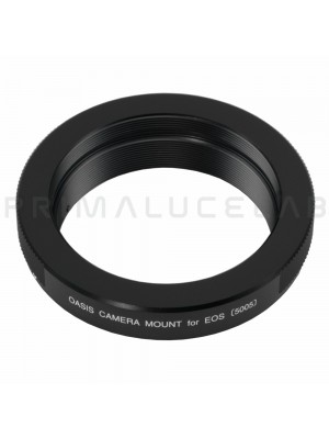 Borg M49.8 adapter for Canon EOS 5005