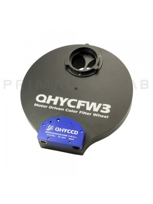 QHYCCD CFW3L 7x50,8mm motorized USB filter wheel