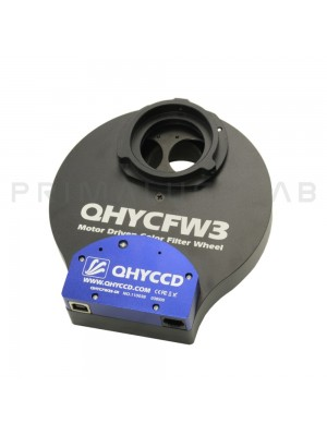 QHYCCD CFW3S 7x31,8mm motorized USB filter wheel