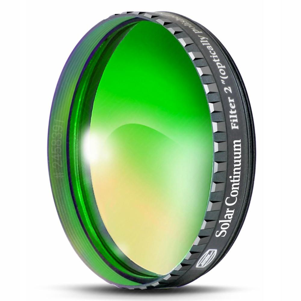 Baader filtro solare ASTF per telescopi, diametro 80mm, AstroSolar 5.0