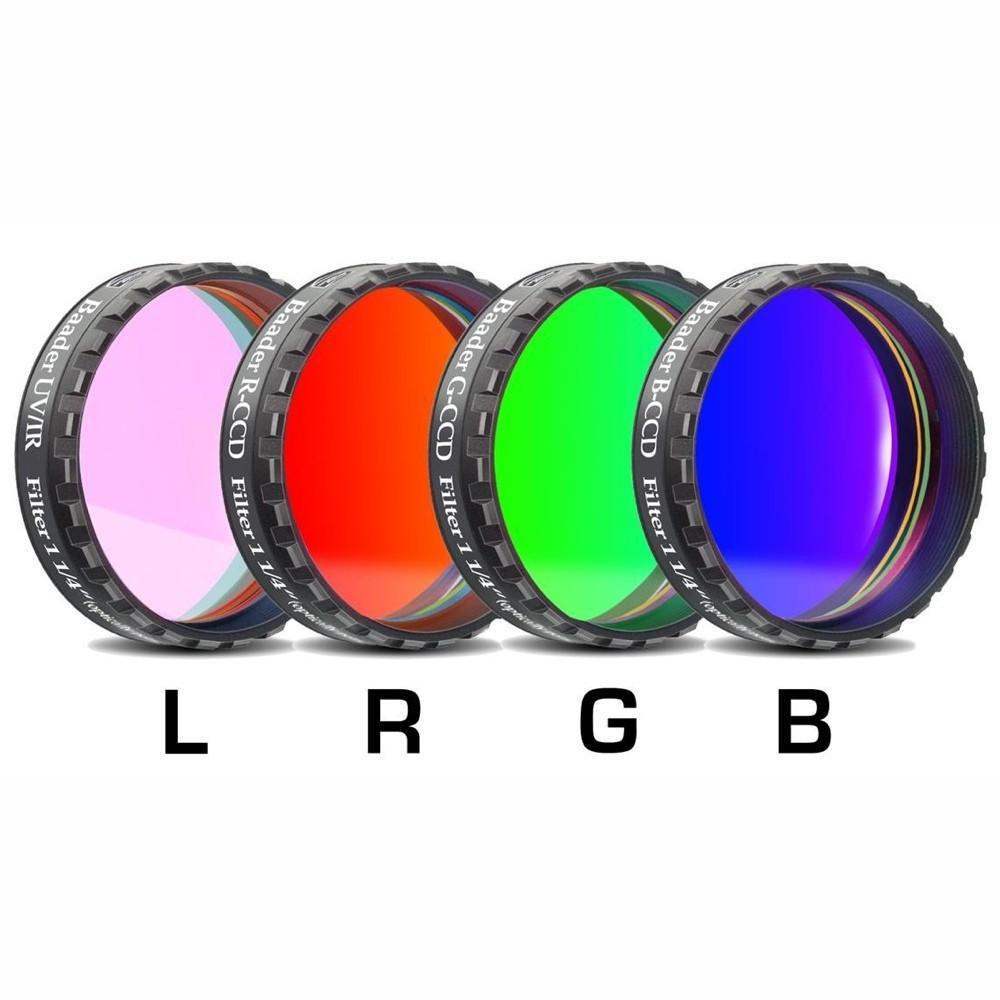 Baader LRGB 31,8mm filter set