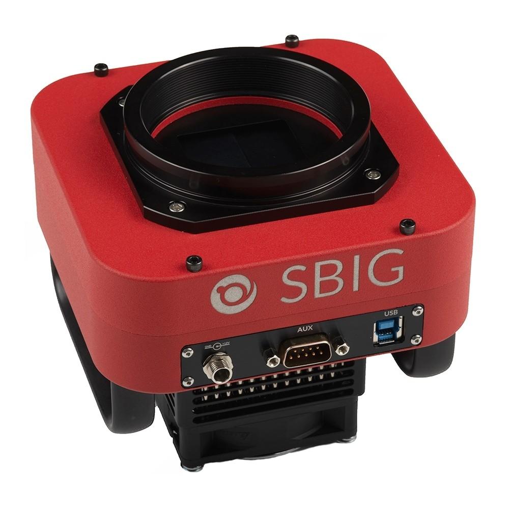 SBIG Aluma AC4040 with back-illuminated sensor