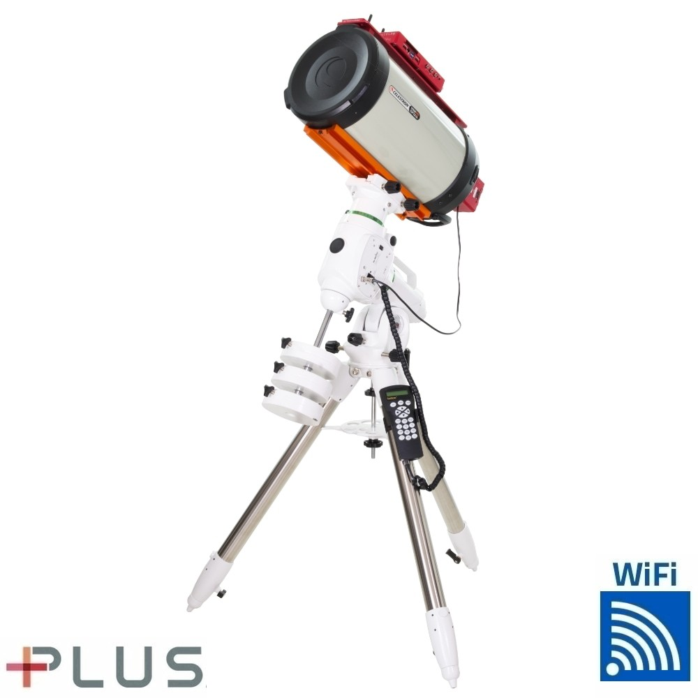 "Telescopio computerizzato Celestron EdgeHD 9.25"" con EQ6-R e EAGLE"
