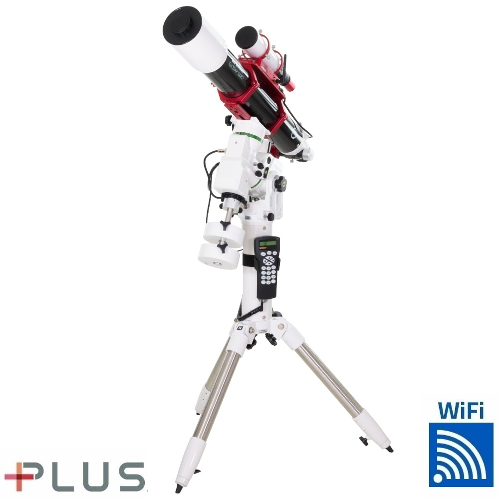 Telescopio rifrattore computerizzato SkyWatcher EVOSTAR 100 ED con AZ-EQ5 e EAGLE CORE