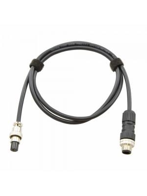 Eagle-compatible power cable for SkyWatcher AZ-EQ6 and AZ-EQ5 mounts - 115cm 3A