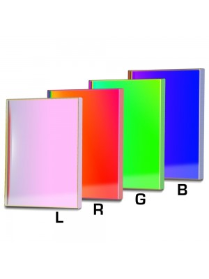 Baader LRGB 50x50mm filter set