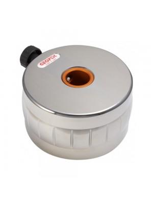 Geoptik Contrappeso 10Kg boccola diametro interno 28mm