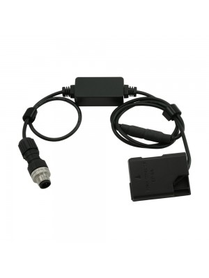 Eagle-compatible power cable for Nikon D3100, D3200, D3300, D5100, D5200, D5300, D5500 3A
