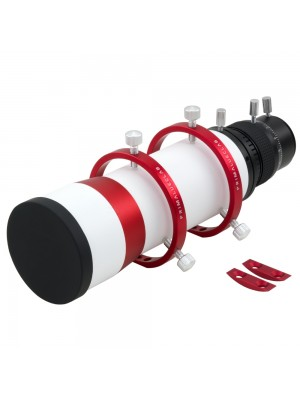 60mm CompactGuide scope with PLUS 80mm guide rings