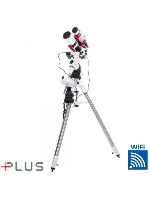 Telescopio rifrattore computerizzato SkyWatcher EVOSTAR 72 ED con EQ5 e EAGLE CORE